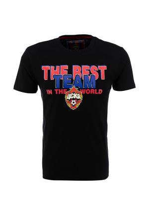 Футболка Atributika & Club™. Цвет: черный