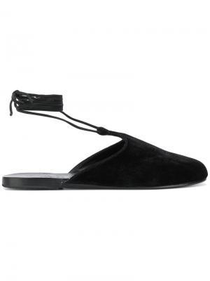 Сандалии Epithymia Ancient Greek Sandals. Цвет: чёрный
