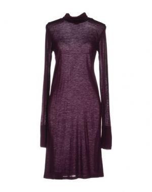 Короткое платье DEVOTION. Цвет: фиолетовый