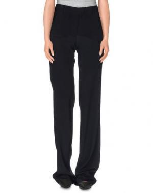 Повседневные брюки MARCO BOLOGNA. Цвет: черный