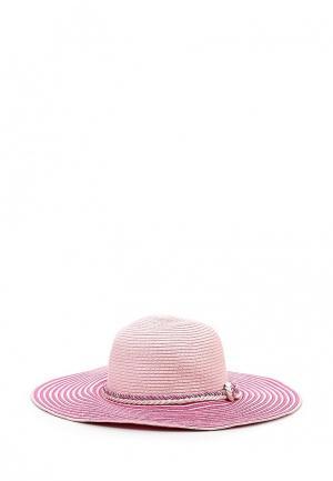 Шляпа Fete. Цвет: розовый