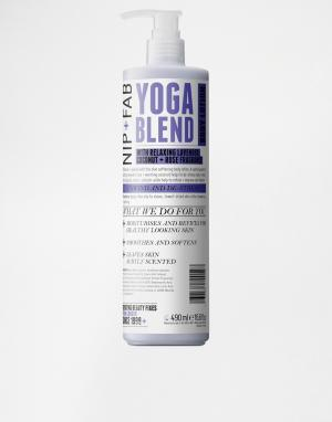 Nip+Fab Молочко для тела Yoga Blend. Цвет: бесцветный