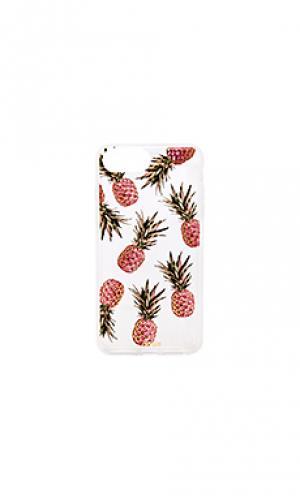 Чехол iphone 6 plus/7 plus pina colada Sonix. Цвет: розовый