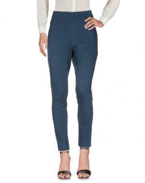 Повседневные брюки BY MALENE BIRGER. Цвет: цвет морской волны