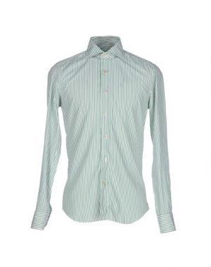 Pубашка SONRISA. Цвет: зеленый