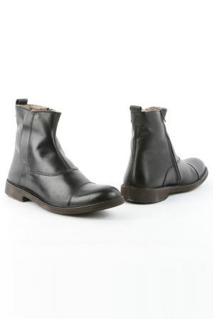 Ботинки SK. Цвет: черный