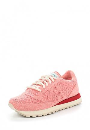 Кроссовки Saucony. Цвет: розовый