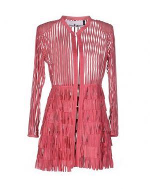 Легкое пальто CABAN ROMANTIC. Цвет: пастельно-розовый
