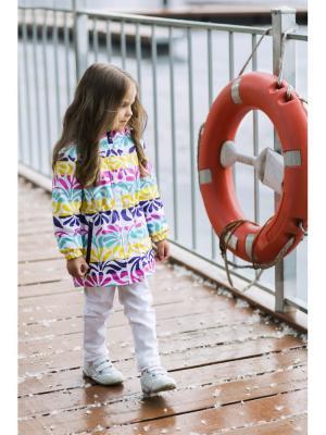 Куртка atPlay. Цвет: фиолетовый, желтый