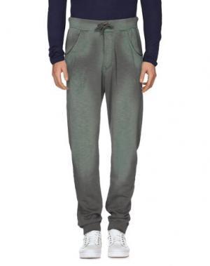 Повседневные брюки BOWERY. Цвет: зеленый-милитари