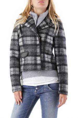 Куртка 525. Цвет: серый