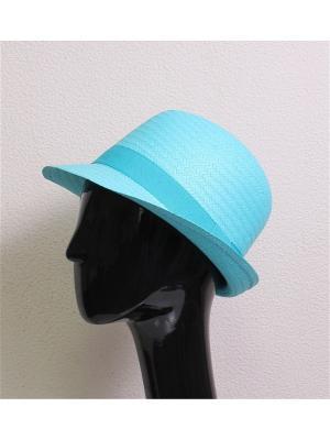 Шляпа Marini Silvano.. Цвет: бирюзовый