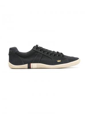 Panelled sneakers Osklen. Цвет: чёрный