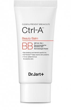 Себо-контролирующий BB крем Ctrl-A Dr.Jart+. Цвет: бесцветный