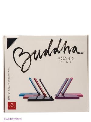Планшет для рисования водой Mini Buddha Board (черный). Цвет: белый