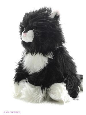 Игрушка мягкая (Milan Cat, 23 см). Gund. Цвет: белый, черный