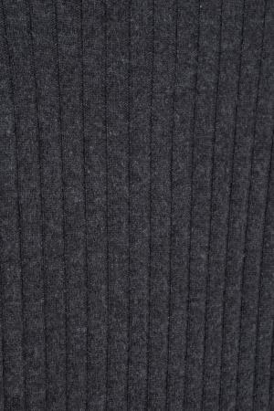 Водолазка из шерсти мериноса с кашемиром Mixer. Цвет: серый