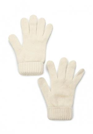 Перчатки Maxval. Цвет: белый
