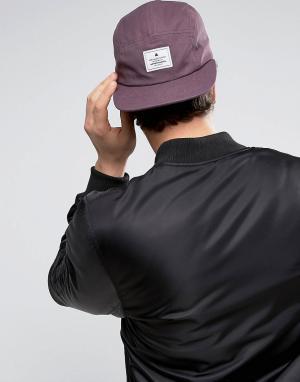 ASOS Фиолетовая кепка. Цвет: фиолетовый