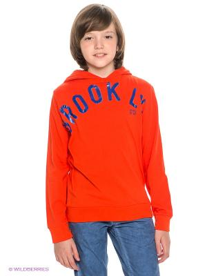 Худи American Outfitters. Цвет: оранжевый