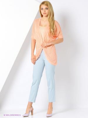 Кардиган Femme. Цвет: персиковый
