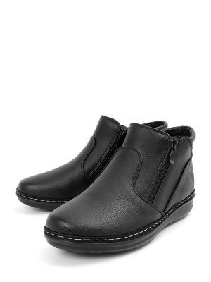 Ботинки TF. Цвет: черный
