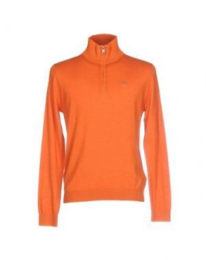 Водолазки NAPAPIJRI. Цвет: оранжевый