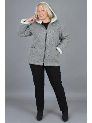 Куртка NadiN. Цвет: серый