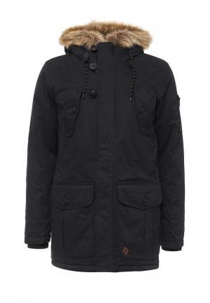 Куртка утепленная Burton Menswear London. Цвет: синий
