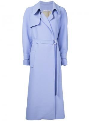 Пальто Promenade Bianca Spender. Цвет: розовый и фиолетовый
