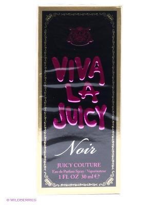Juicy Couture Viva Noir Ж Товар Парфюмерная вода 30 мл. Цвет: черный, золотистый