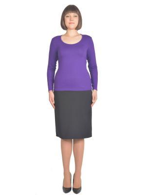 Кофточка Томилочка Мода ТМ. Цвет: темно-фиолетовый