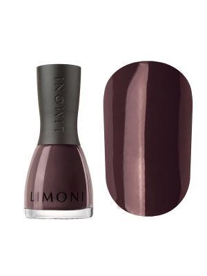 Лак для ногтей  579 тон 7 мл. spices Limoni. Цвет: коричневый, темно-бордовый