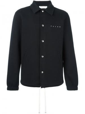 Куртка Steady Futur. Цвет: чёрный