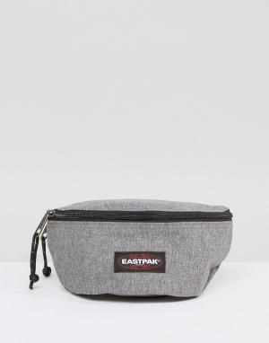 Eastpak Серая сумка-кошелек на пояс объемом 2 л Springer. Цвет: серый