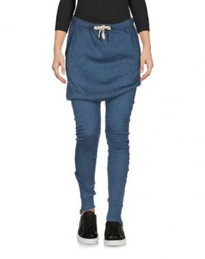 Повседневные брюки VINTAGE 55. Цвет: грифельно-синий