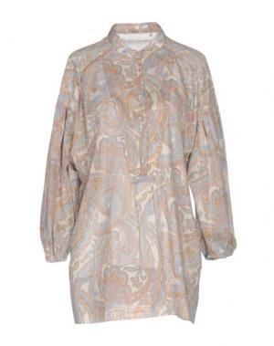 Блузка CALIBAN. Цвет: сиреневый