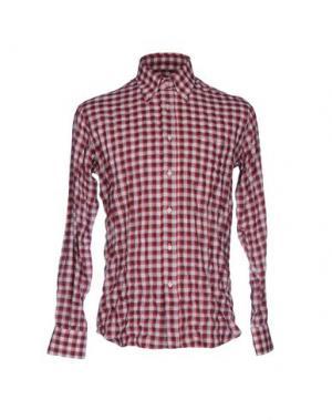 Pубашка INGRAM. Цвет: красный