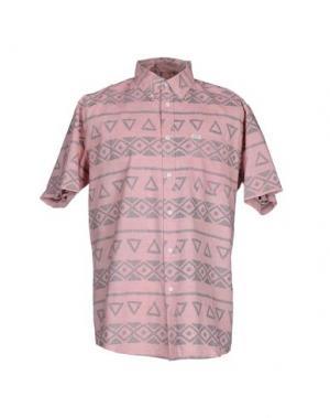 Pубашка MATIX. Цвет: коралловый