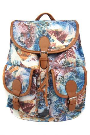 Рюкзак Флора для тебя Creative. Цвет: мультицвет