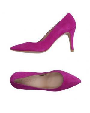 Туфли ANCARANI. Цвет: розовато-лиловый