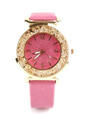 Часы наручные 1Azaliya. Цвет: розовый