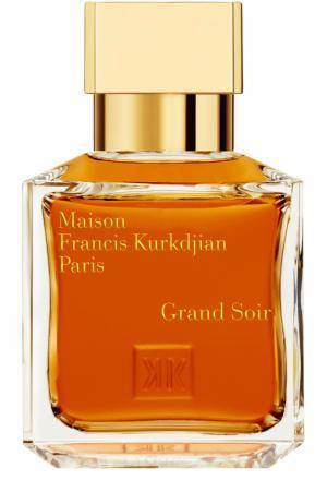 Парфюмерная вода Grand Soir Maison Francis Kurkdjian. Цвет: бесцветный