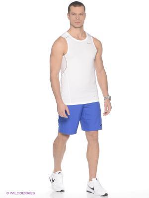 Майка HYPERCOOL FTTD TANK Nike. Цвет: белый