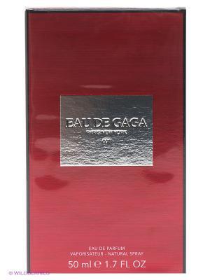 Туалетная вода Lady Gaga Eau de , 50 мл. Цвет: красный