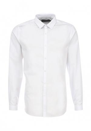 Рубашка Topman. Цвет: белый