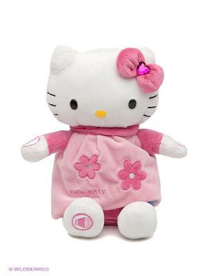 Мягкая игрушка Китти Мульти-пульти. Цвет: розовый, белый