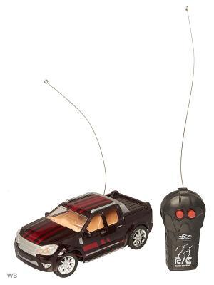 Машина S-S. Цвет: антрацитовый, красный