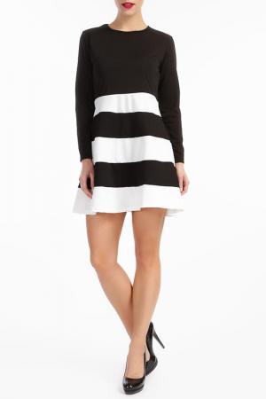 Платье LESARA. Цвет: белый