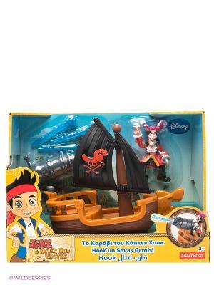 Набор Корабль капитана Хука Jake & the Neverland Pirates. Цвет: оранжевый